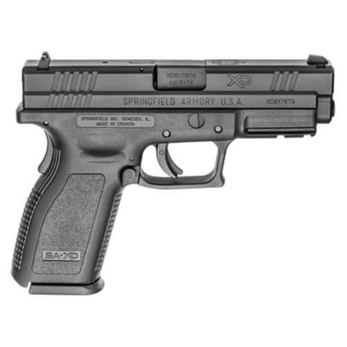 Springfield Armory XD Service Model Defender Series 9mm Pistol