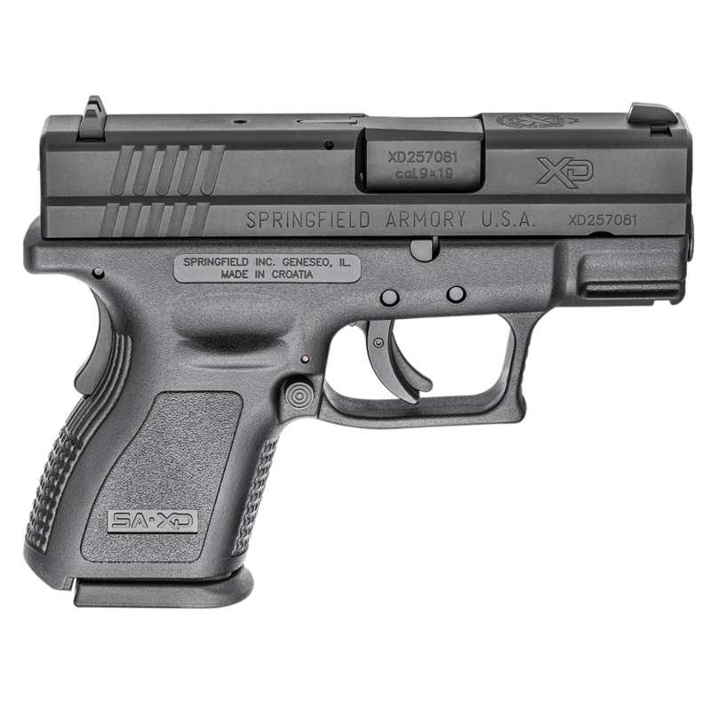 Springfield Armory XDD9801HC     9MM DEFENDER 3IN SC  13R BLK Pistol