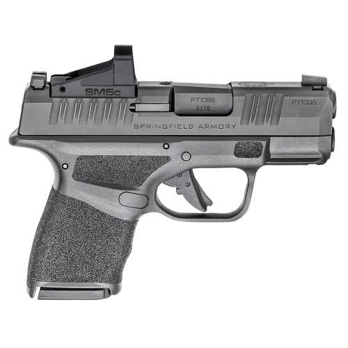 Springfield Armory Hellcat OSP 9mm Pistol w/ Shield SMSC Red Dot
