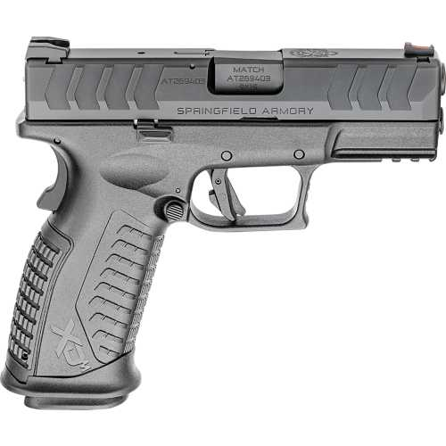 "Springfield Armory XD-M Elite 3.8"" 9mm Pistol"