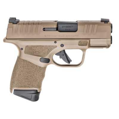 "Springfield Armory Hellcat 3"" Micro-Compact 9mm FDE"