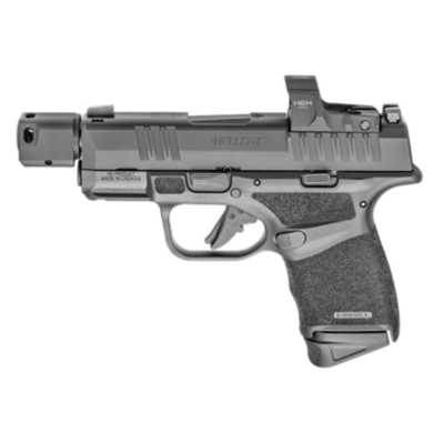 Springfield Hellcat RDP Sub-Compact 9mm Pistol with HEX Wasp Red Dot
