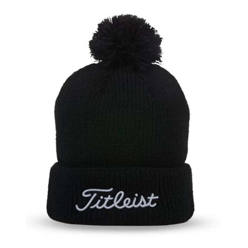 Titleist Pom Pom Winter Golf Hat