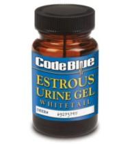 Code Blue Whitetail Estrous Gel