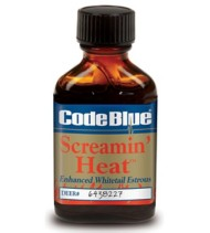 Code Blue Screamin' Heat Deer Scent