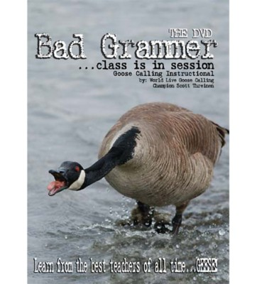 Molt Gear Bad Grammer DVD
