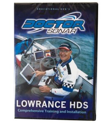 High Tech Fishing Lowrance HDS Instructional DVD