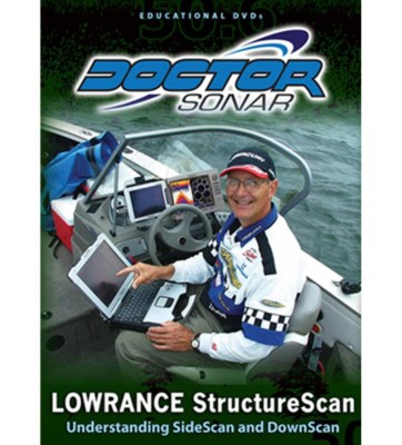 Doctor Sonar Structure Scan DVD