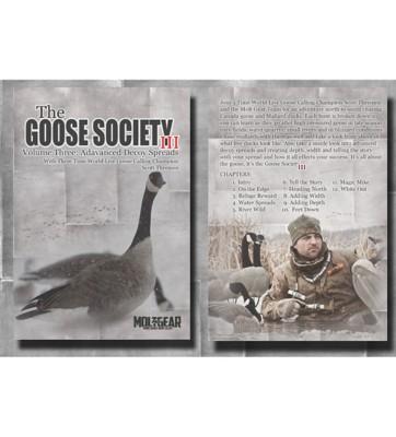 Goose Society 3 DVD: Advanced Decoy Spreads