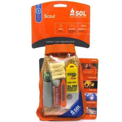 Adventure Medical Kits S.O.L. Scout Medical Kit