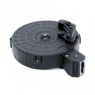 ProMag Ruger 10/22• Charger .22LR 50 Rd Black Polymer Drum Magazine