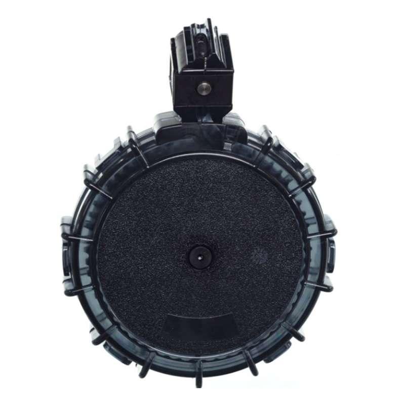 ProMag Ruger® 10/22®, Charger™ .22LR 55RD Black Polymer Drum