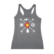 Women's Aksels Colorado Arrows Tank