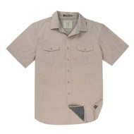 Men's Ecoths Caselton Short Sleeve Shirt