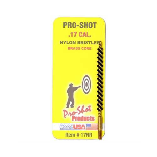 Pro-Shot Nylon Rifle Bore Brush