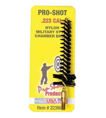 Pro-Shot Military Style Chamber Brush 223 - 5.56mm' data-lgimg='{