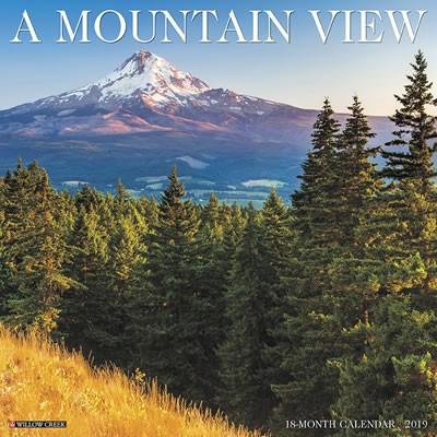 A Mountain View 2019 Calendar