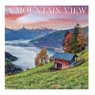 Willow Creek Press Mountain View 2020 Wall Calendar