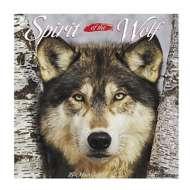 Willow Creek Press Spirit of the Wolf 2020 Wall Calendar