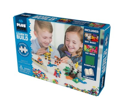 Plus Plus - Learn to Build - Basic