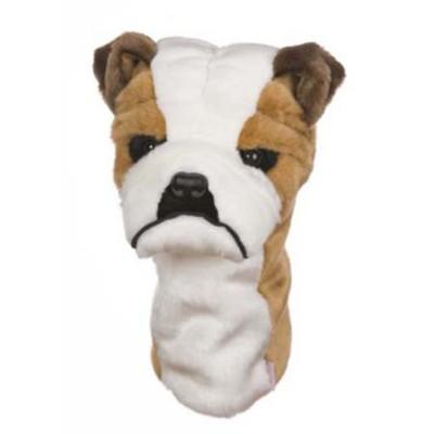 Daphne's Headcovers Bulldog Golf Headcover