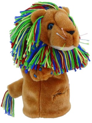 Daphne's Headcovers John Daly Lion Golf Headcover' data-lgimg='{