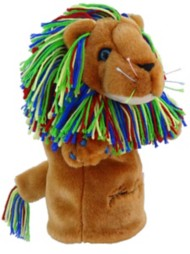 Daphne's Headcovers John Daly Lion Golf Headcover