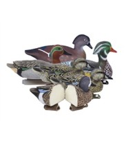 Higdon Standard Puddle Pack Duck Decoys 6-Pack