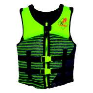 Youth Boys' Ronix Vision Youth Vest life Jacket