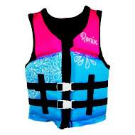 Youth Girls' Ronix Vision Youth Vest life Jacket
