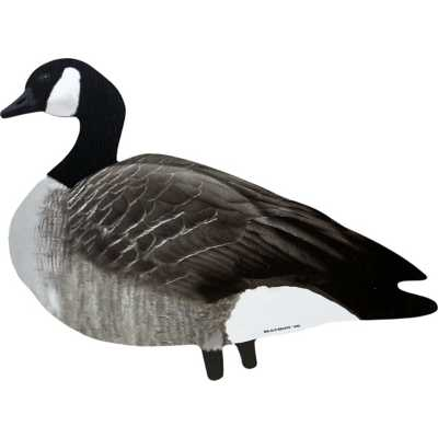 Big Al's Greater Canada Silhouette Goose Decoys 14-Pack