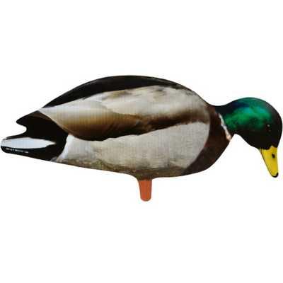 Big Al's Mallard Silhouette Duck Decoys 12-Pack