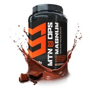 Mtn Ops Magnum Whey Protien Blend Supplement