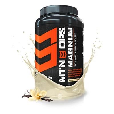 Mtn Ops Magnum Whey Protien Blend Supplement