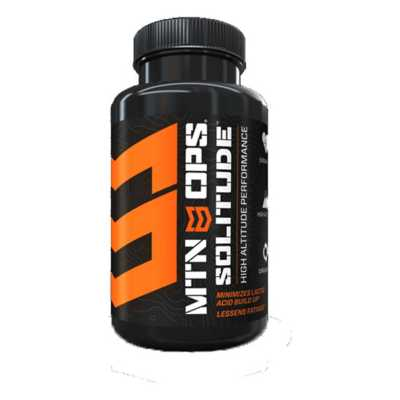 MTN OPS Solitude High Altitude Performance Supplement