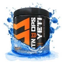 Mtn Ops Yeti Pre-Workout Supplement