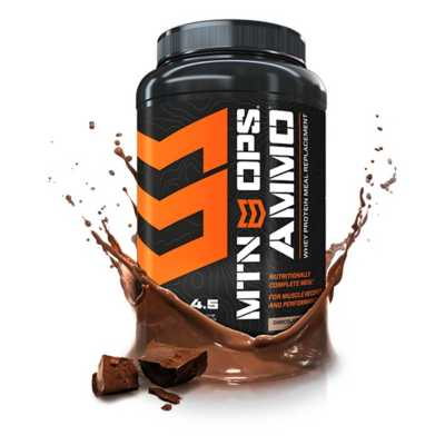 MTN OPS Ammo Protein Meal Replacement