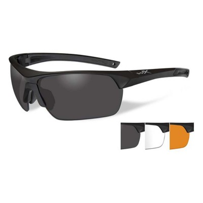 Wiley X Guard Advanced 3 Lens Shooting Glasses