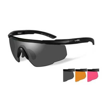 Wiley X Saber Advanced Shooting Sunglasses