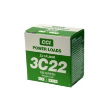 D.T. Systems 22 Caliber Blank Power Loads for Dummy Launcher