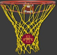 Krazy Net Iowa State University Basketball Net