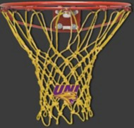 Krazy Net University of Northern Iowa Basketball Net