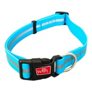 Wigzi Reflective Waterproof Adjustable Dog Collar