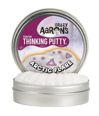 Crazy Aarons Thinking Putty Artic Flare
