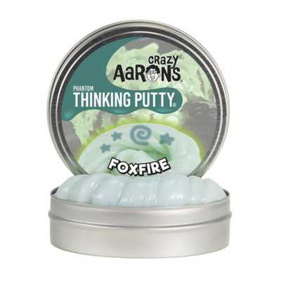 Crazy Aarons Thinking Putty Foxfire