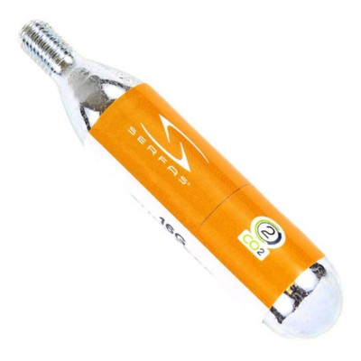 Serfas 16G CO2 Cylinder Multi-Pack