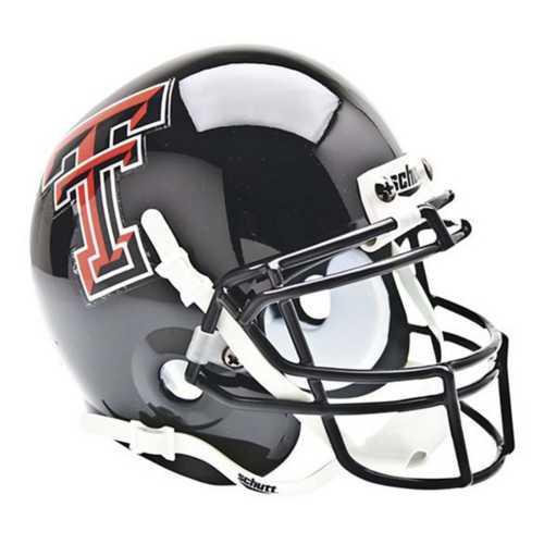 Schutt Sports Texas Tech Red Raiders Replica Mini Helmet