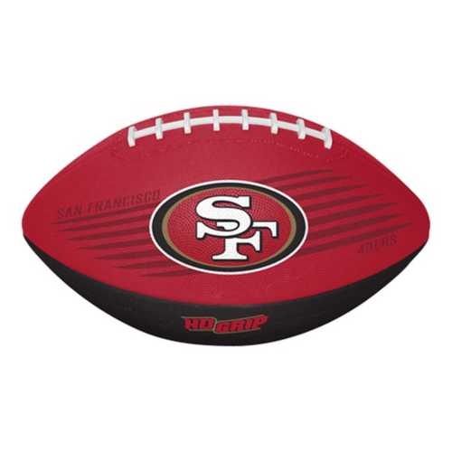 Rawlings San Francisco 49ers Downfield Football