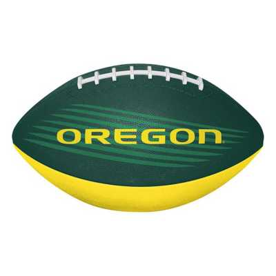 Rawlings Oregon Ducks Down Field Football