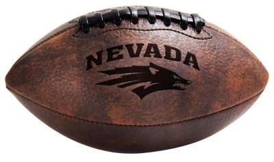 Football USA Vintage Nevada Wolf Pack Football